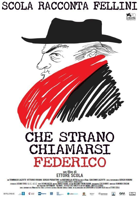 CHE STRANO CHIAMARSI FEDERICO / Federico
