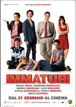 Immaturi-Plakat
