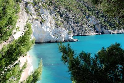 Baia delle Zagare, Apulien