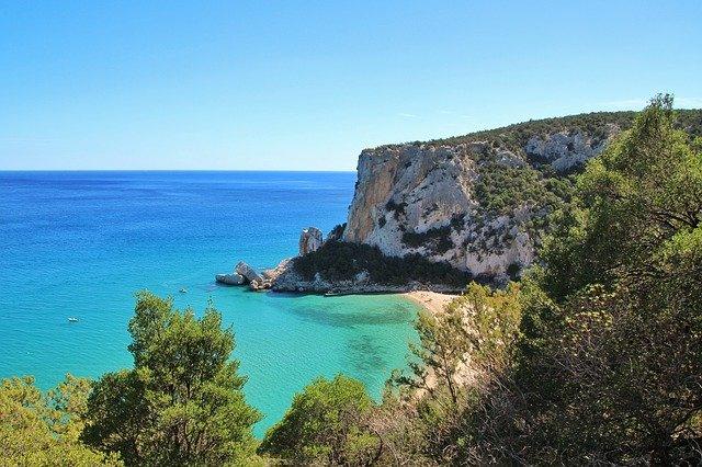 Cala Luna, Sardinien