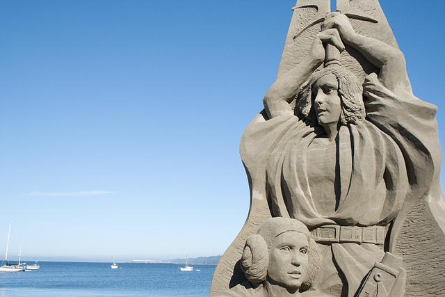 sand-skulptur